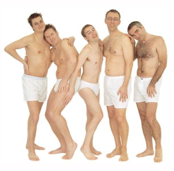 nackt in der pubertät